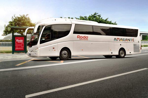Autocarros da RodoAmarante a 1 de setembro na estrada