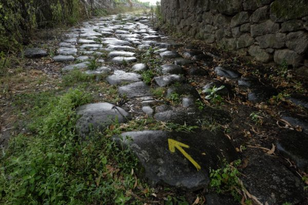 Caminho de Torres: mais peregrinos no caminho e