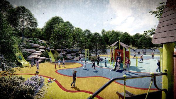 Município do Marco de Canaveses abriu concurso para a construção do Parque Urbano da cidade