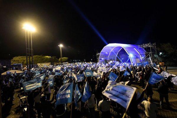 José Luís Gaspar celebrou a 3ª reeleição e  2ª maioria como Edil de Amarante