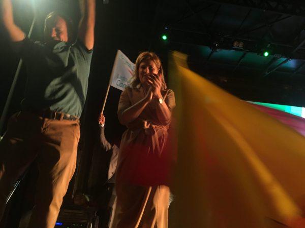 Cristina Vieira reeleita no Marco com maioria reforçada