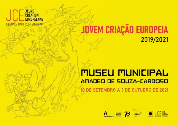 """""""Amadeo de Souza-Cardoso"""" esta noite abre as portas à """"Jovem Criação Europeia 2019/2021"""