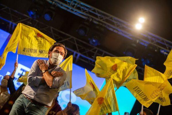 Socialista Paulo Pereira reeleito Presidente da Câmara de Baião, em todas as freguesias
