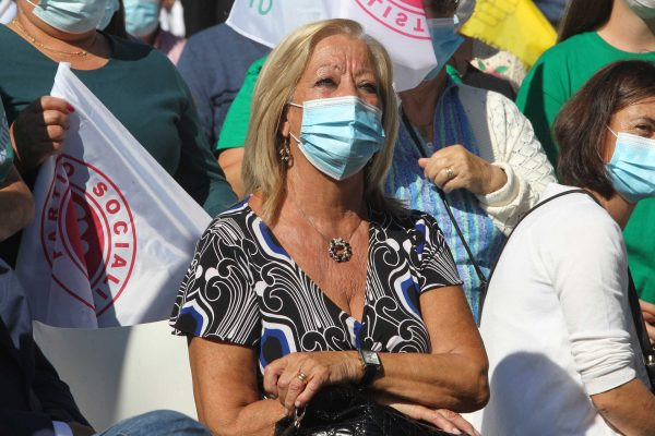 Socialistas do Marco com apoio surpreendente na visita de António Costa