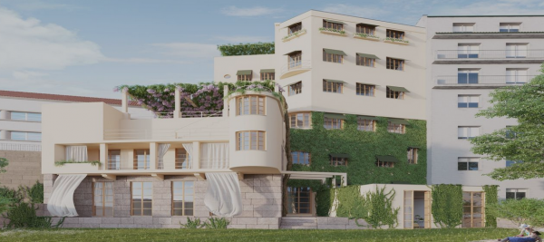 Casa das Lérias convertida em hotel com investimento de 7 milhões de euros