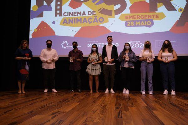 Alunos da Secundária do Marco ganham prémio com filme baseado em Carmen Miranda