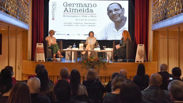 Germano Almeida nas letras do Escritaria, festival literário
