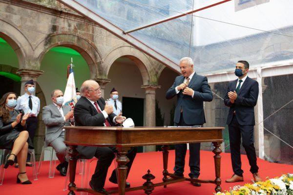 "José Luís Gaspar promete ser ""presidente de todos e para todos e que de todos precisa"""