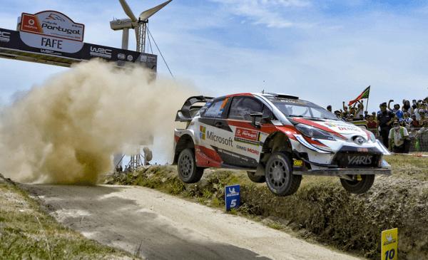 Rally de Portugal de 19 a 22 de maio